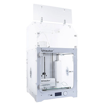 Opiniones sobre Ultimaker Capot Ultimaker 3 Extended