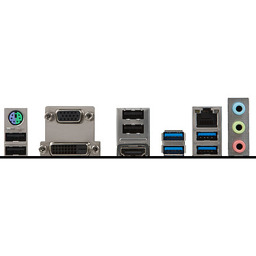 Acheter Kit Upgrade PC AMD Ryzen 5 1600 MSI B350M PRO-VDH 8 Go