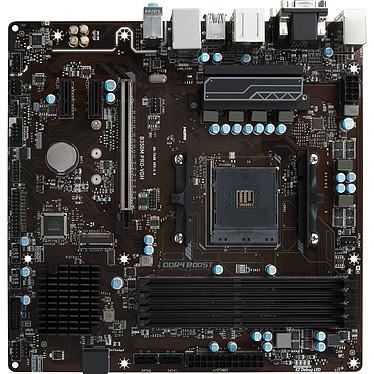 Avis Kit Upgrade PC AMD Ryzen 5 1400 MSI B350M PRO-VDH 4 Go