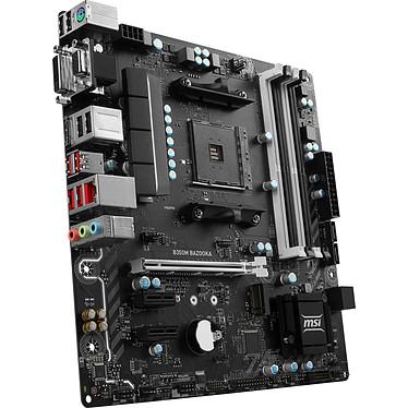 Avis Kit Upgrade PC AMD Ryzen 5 1600 MSI B350M BAZOOKA 8 Go