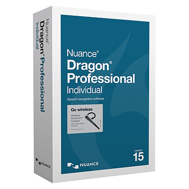 Nuance Dragon Professional Individual 15 Wireless