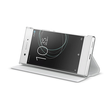 Sony Style Cover Stand Blanc Xperia XA1
