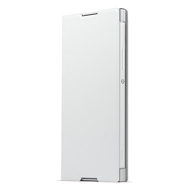 Avis Sony Style Cover Stand Blanc Xperia XA1