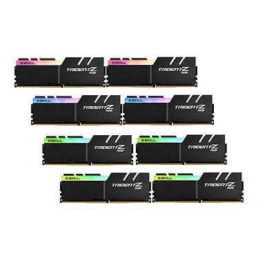 G.Skill Trident Z RGB 128 Go (8x 16 Go) DDR4 2400 MHz CL15