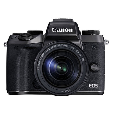 Canon EOS M5 + EF-M 18-150 mm IS STM