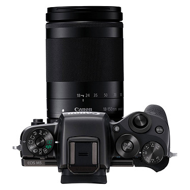 Canon EOS M5 + EF-M 18-150 mm IS STM a bajo precio