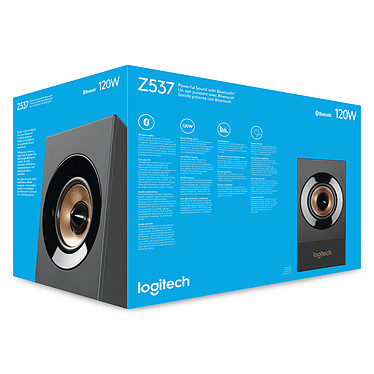 Logitech Z537 Powerful Speakers with Bluetooth pas cher