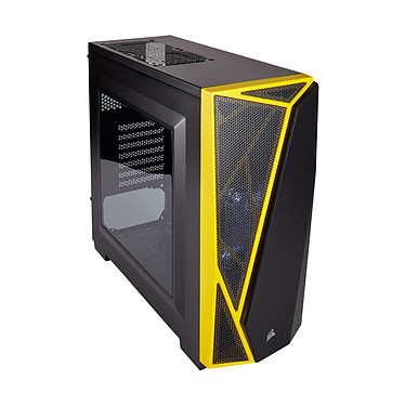 Avis Corsair Carbide SPEC-04 Noir/Jaune