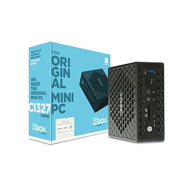 ZOTAC ZBOX CI327 nano Windows 10
