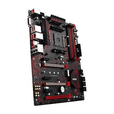 Acheter MSI X370 GAMING PLUS