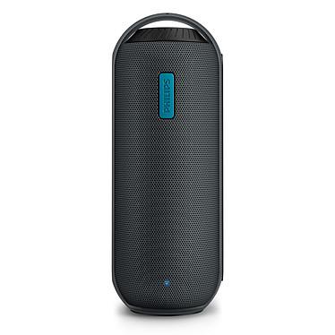 Philips BT6700 Noir Enceinte portable 12W sans fil Bluetooth étanche avec micro intégré et fonction MULTIPAIR