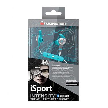 Monster iSport Intensity Bleu pas cher
