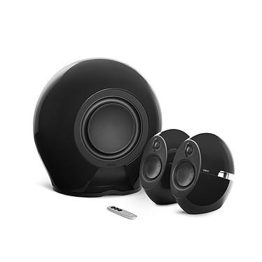 Edifier e235 Luna E Negro Altavoz de sonido envolvente Bluetooth (por par) + subwoofer