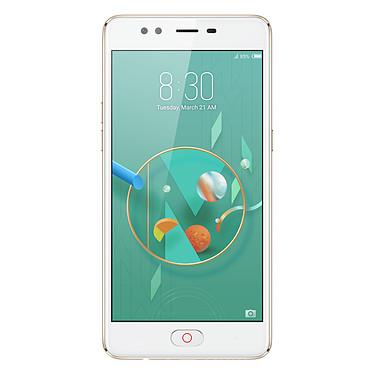 "Nubia M2 Lite 64GB Champán/Oro Smartphone 4G-LTE Dual SIM - Mediatek MT6750 8-Core 1.5 Ghz - RAM 4 Go - Pantalla táctil 5.5"" 720 x 1280 - 64 Go - Bluetooth 4.0 - 3000 mAh - Android 6.0"