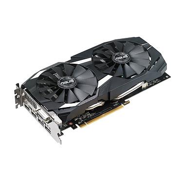 ASUS DUAL SERIES AMD Radeon RX 580 OC EDITION 4Go 4 Go DVI/Dual HDMI/Dual DisplayPort - PCI Express (AMD Radeon RX 580)