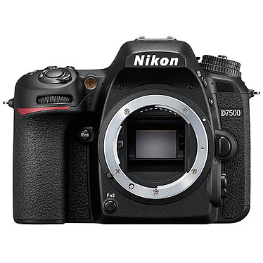 Nikon D7500 (boîtier nu)
