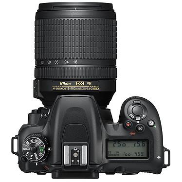 Nikon D7500 + AF-S DX NIKKOR 18-140mm VR pas cher