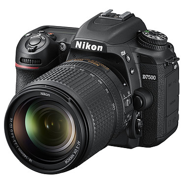 Avis Nikon D7500 + AF-S DX NIKKOR 18-140mm VR