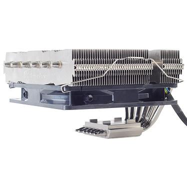 SilverStone Nitrogon NT06-PRO V2 Ventilateur de processeur (pour Socket Intel 775/1150/1151/1155/1156/1366/2011et AMD AM2/AM3/AM4/FM1/FM2)