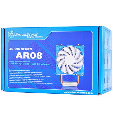 SilverStone Argon AR08 V2 pas cher