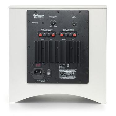 Yamaha MusicCast RX-A660 Titane + Cabasse Alcyone 2 Pack 5.1 Blanc pas cher