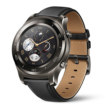 Opiniones sobre Huawei Watch 2 Classic Gris Titanium