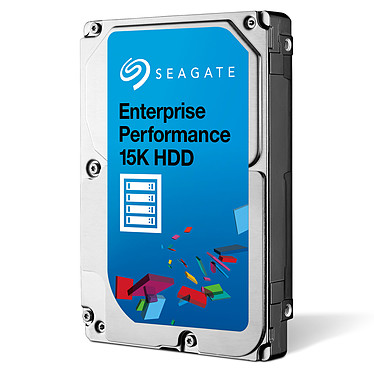 Avis Seagate Enterprise Performance 15K HDD 300 Go