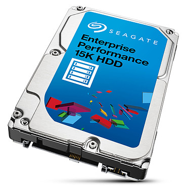 "Seagate Enterprise Performance 15K HDD 300 Go Disque dur serveur 2.5"" 300 Go 15000 RPM 128Mo SAS 3.0 12Gb/s"