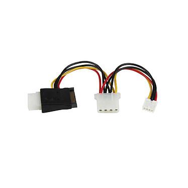 StarTech.com LP4SATAFMD  Câble d'alimentation SATA  vers double Molex