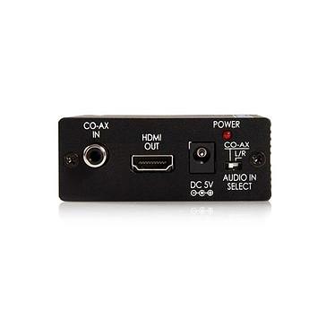 Avis StarTech.com CPNTA2HDMI