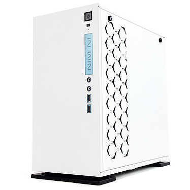 Avis IN WIN 301 Blanc 450W 80PLUS Bronze