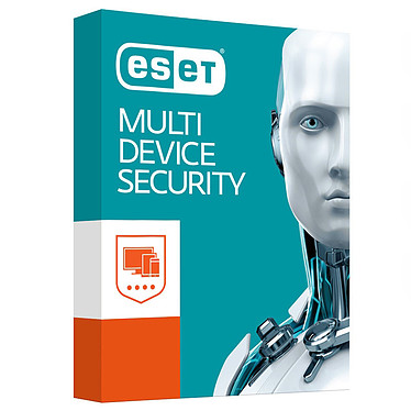 ESET Multi-Device Security 2017 - 1 an 5 postes