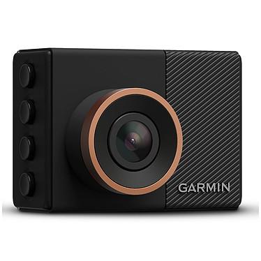 """Garmin Dash Cam 55 Caméra de conduite 1440p pour automobile avec puce GPS intégrée, G-Sensor, contrôle vocal, écran LCD 2"""" et carte microSD 8 Go"""