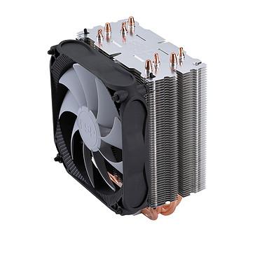 FSP Windale 4 Ventilateur de processeur (pour Socket Intel 775/1150/1151/1155/1156/1366/2011et AMD AM2/AM2+/AM3/AM3/ AM4/FM1/FM2/FM2 )