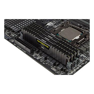 Corsair Vengeance LPX Series Low Profile 256 Go (8 x 32 Go) DDR4 2666 MHz CL16 pas cher