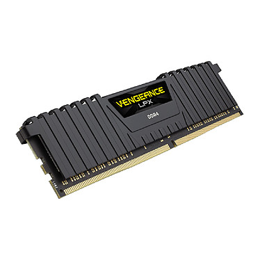 Avis Corsair Vengeance LPX Series Low Profile 128 Go (4 x 32 Go) DDR4 2666 MHz CL16