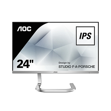 "Opiniones sobre AOC Design by STUDIO F.A PORSCHE 24"" LED - PDS241"