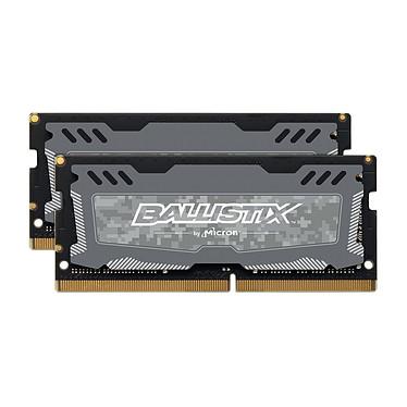 Ballistix SO-DIMM DDR4 16 Go (2 x 8 Go) 2666 MHz CL16