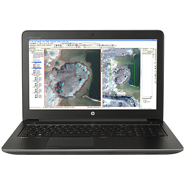 HP ZBook 15 G3 (T7V52ET)