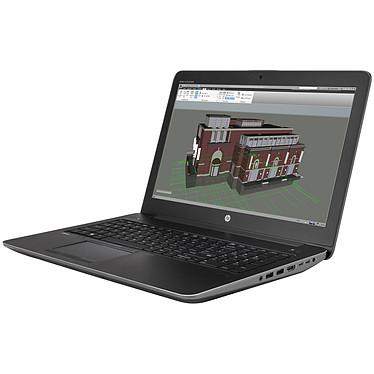 Avis HP ZBook 15 G3 (T7V52ET)