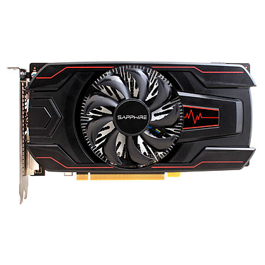 Avis Sapphire PULSE Radeon RX 560 4GD5 OC Lite