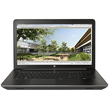 HP ZBook 17 G3 (T7V64ET)