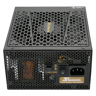 Avis Seasonic PRIME Ultra 650 W Gold