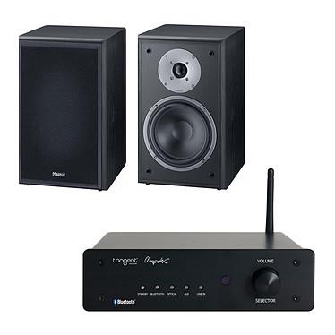 Tangent Ampster BT + Magnat Monitor Supreme 202 Noir