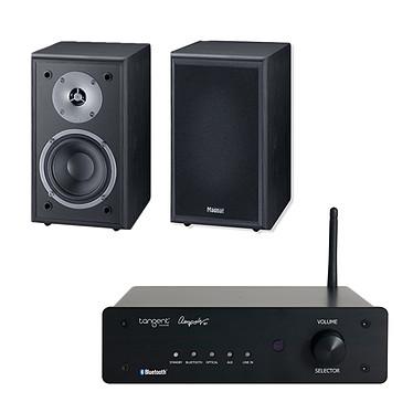 Tangent Ampster BT + Magnat Monitor Supreme 102 Noir