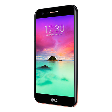 Opiniones sobre LG K10 2017 negro