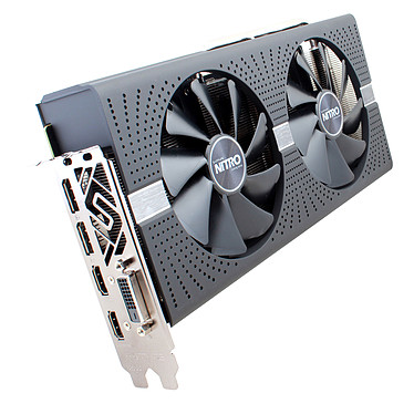 Acheter Sapphire NITRO+ Radeon RX 580 4GD5