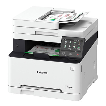 Canon i-SENSYS MF635Cx Imprimante multifonction laser couleur 4-en-1 recto/verso (USB 2.0/Wifi/Gigabit Ethernet)