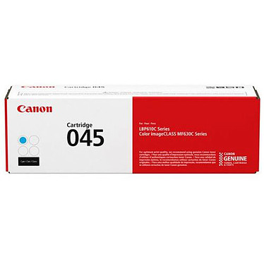 Canon 045 (Cyan) Toner Cyan (1 300 pages à 5%)
