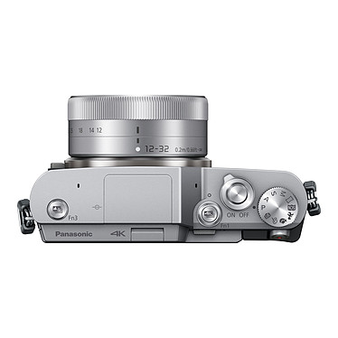 Acheter Panasonic Lumix DC-GX800 Argent + 12-32 mm
